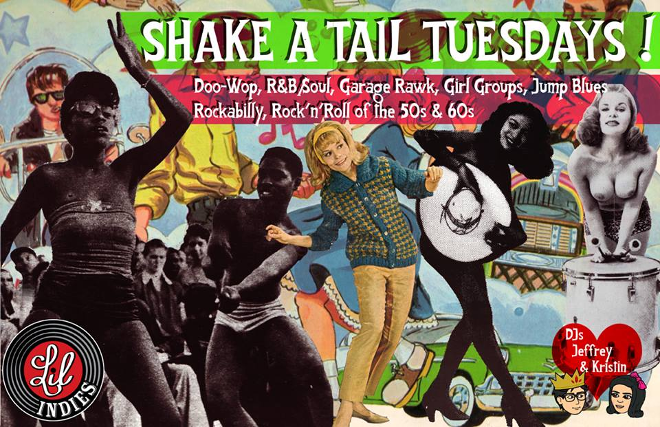 Shake a tail tuesdays